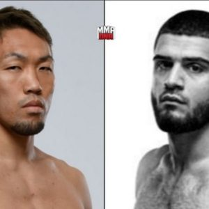Видео боя Рамиз Брахимай — Такаши Сато UFC on ESPN 12