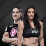 Видео боя Роксанн Модаффери — Лорен Мерфи UFC on ESPN 11