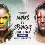 Прямая трансляция UFC 250: Аманда Нуньес - Филиция Спенсер