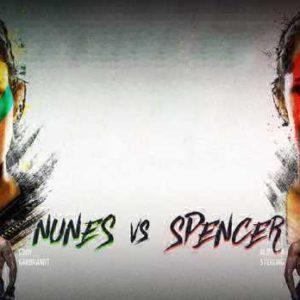 Прямой эфир UFC 250: Аманда Нуньес — Филиция Спенсер. Смотреть онлайн
