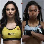 Видео боя Ариани Липски – Луана Каролина UFC Fight Night 172