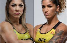 Видео боя Бет Коррейа — Пэнни Киянзад UFC on ESPN 14