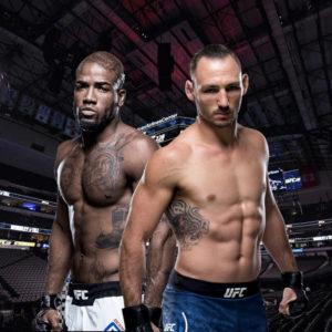 Видео боя Бобби Грин — Ландо Ванната UFC Fight Night 173