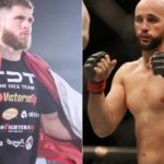 Видео боя Волкан Оздемир — Иржи Прохаска UFC 251