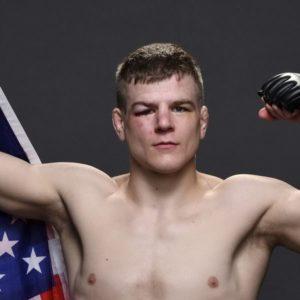 Видео боя Грант Доусон – Нэд Наримани UFC Fight Night 172