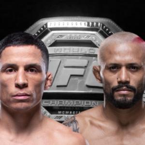 Видео боя Дейвисон Фигейреду – Джозеф Бенавидес UFC Fight Night 172