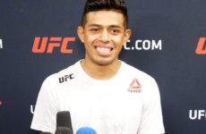 Видео боя Джонатан Мартинес — Фрэнки Саенс UFC Fight Night 173