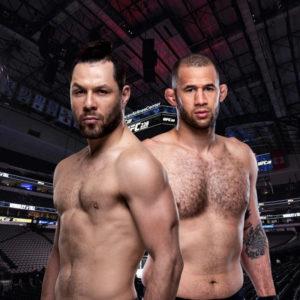 Видео боя Маркус Перес — Эрик Спайсли UFC Fight Night 173