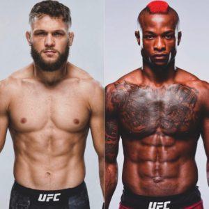 Видео боя Марк Диакеси – Рафаэль Физиев UFC Fight Night 172