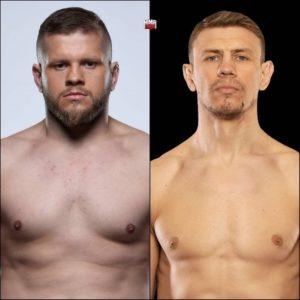 Видео боя Максим Гришин — Марчин Тыбура UFC 251