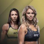 Видео боя Аманда Рибас — Пейдж ВанЗант UFC 251