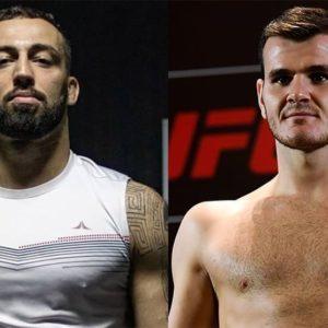 Видео боя Роман Долидзе – Хадис Ибрагимов UFC Fight Night 172