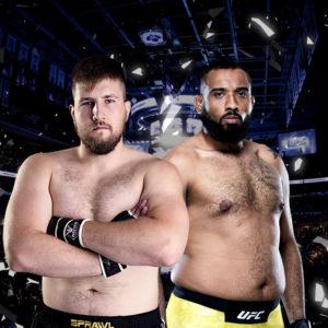 Видео боя Таннер Босер — Рафаэль Пессоа UFC on ESPN 14