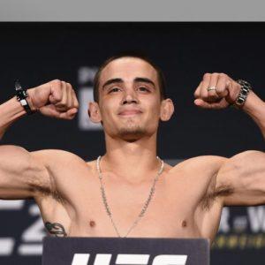 Видео боя Тим Эллиотт – Райан Бенуа UFC on ESPN 13