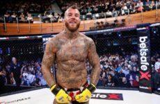 Видео боя Хорхе Гонсалес – Кеннет Берг UFC on ESPN 13