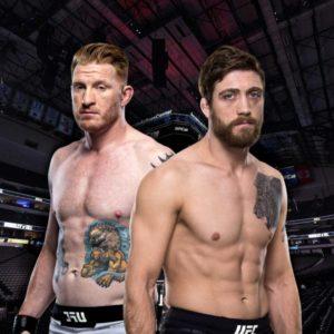 Видео боя Эд Херман — Джеральд Мершерт UFC Fight Night 173