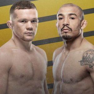 Видео боя Петр Ян — Жозе Альдо UFC 251