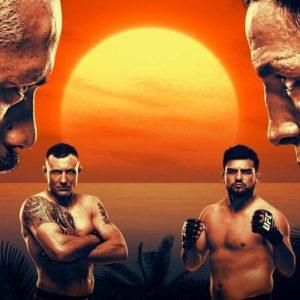 Прямая трансляция UFC Fight Night 172: Дейвисон Фигейреду – Джозеф Бенавидес 2