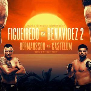 Прямой эфир UFC on ESPN 13: Дейвисон Фигейреду – Джозеф Бенавидес 2. Смотреть онлайн