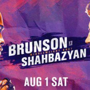 Прямой эфир UFC Fight Night 173: Дерек Брансон — Эдмен Шахбазян. Смотреть онлайн
