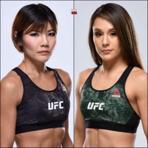 Видео боя Алекса Грассо — Джи Юн Ким UFC Fight Night 175