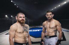 Видео боя Джим Миллер — Винс Пичел UFC 252