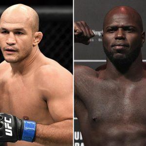 Видео боя Джуниор Дос Сантос — Жаирзиньо Розенштруйк UFC 252