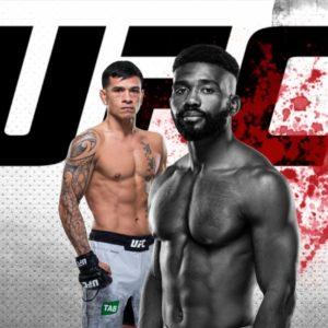 Видео боя Импа Касанганай — Маки Питоло UFC Fight Night 175