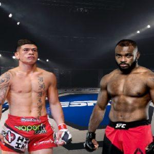 Видео боя Маки Питоло — Даррен Стюарт UFC Fight Night 174