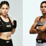 Видео боя Мизуки Иноуэ — Аманда Лемос UFC on ESPN 15