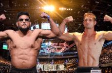 Видео боя Насрат Хакпараст — Алекс Муньос UFC Fight Night 174