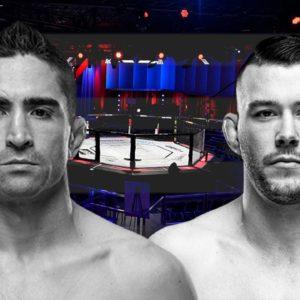 Видео боя Рикардо Ламас — Билл Алджео UFC Fight Night 175