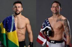 Видео боя Фрэнки Эдгар — Педро Муньос UFC on ESPN 15