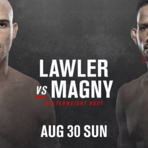 Видео боя Робби Лоулер — Нил Магни UFC Fight Night 175