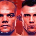 Прямой эфир UFC on ESPN+ 33: Энтони Смит — Александр Ракич, Магомед Анкалаев — Ион Куцелаба 2. Смотреть онлайн