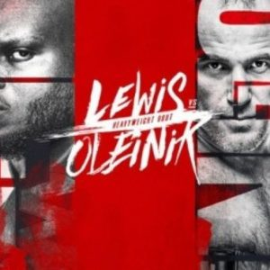 Прямой эфир UFC on ESPN+ 32: Алексей Олейник — Деррик Льюис. Смотреть онлайн