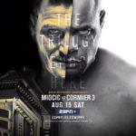 Прямая трансляция UFC 252: Стипе Миочич — Даниэль Кормье 3