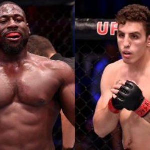Видео боя Алекса Камур — Уилльям Найт UFC 253