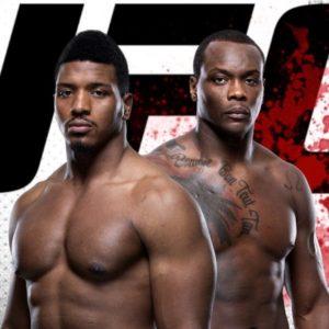 Видео боя Алонсо Менифилд — Овинс Сент-Прю UFC Fight Night 176