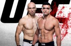 Видео боя Бартош Фабински — Андре Мунис UFC Fight Night 176