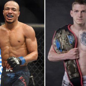 Видео боя Джордан Эспиноза – Давид Дворжак UFC Fight Night 178
