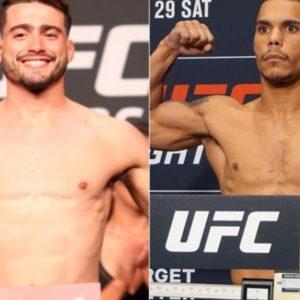 Видео боя Джорни Ньюсон – Рэнди Коста UFC Fight Night 178