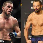Видео боя Зелим Имадаев — Мичел Перейра UFC Fight Night 176