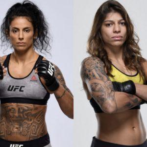 Видео боя Майра Буэно Силва – Мара Ромеро Борелла UFC Fight Night 178
