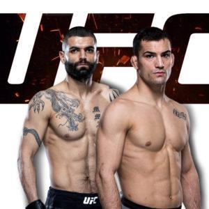 Видео боя Мирсад Бектич – Луис Гарагорри UFC Fight Night 178