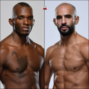 Видео боя Оттман Азайтар — Хама Ворти UFC Fight Night 177
