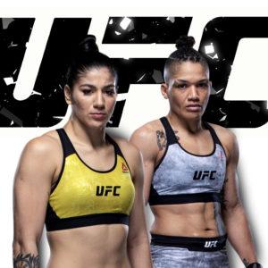 Видео боя Сиджара Юбэнкс — Кэтлин Вийера UFC 253