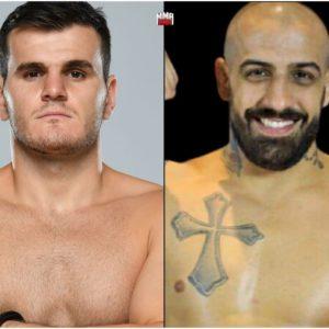 Видео боя Хадис Ибрагимов — Данило Маркес UFC 253