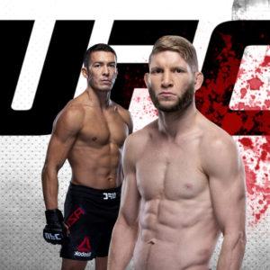 Видео боя Хантер Азур — Коул Смит UFC Fight Night 176