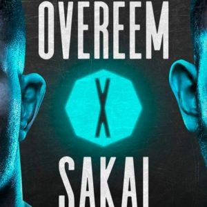 Прямой эфир UFC on ESPN+ 34: Алистар Оверим — Аугусто Сакаи. Смотреть онлайн